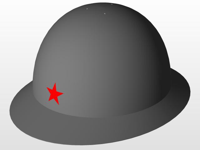 Military helmet | 3D CAD Model Library | GrabCAD