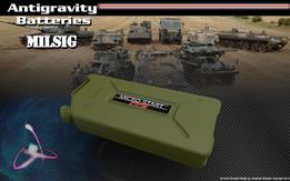 BatteryCase: FuelCan MilSig