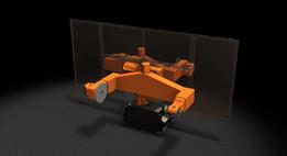 Positioner IRBP D300-D1000 L1250 ABB