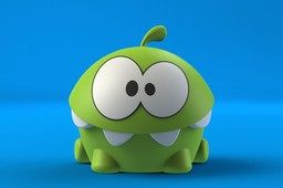 Cut The Rope: Om Nom