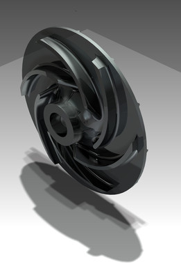 MOP Impeller