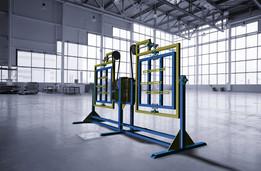 Dual Molding Machine