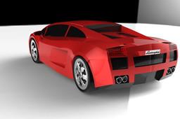 Lamborghini Body design