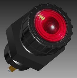 Vehicle panel light