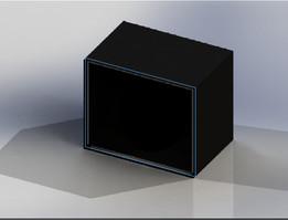 prototype reverb sub box