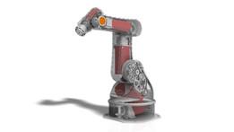 Five Axis PUMA Robot