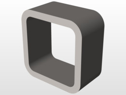 square tube iso