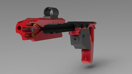 Air Splitter Airgun