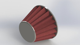 Air Filter (Solidworks)