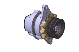 Generator 500W