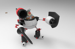 Medieval robot