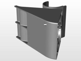 Robo3D 40mm FanDuct