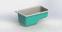 Bathtub / Ванна чугунная