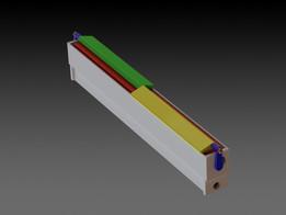 2 Eccentric handles design