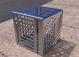 Pocketed cubesat