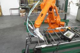 Laser Welding Robot Cell ABB IRB1400