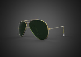 Ray Ban - aviator sunglasses