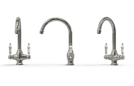 Traditional Kitchen Sink Mixture Faucet