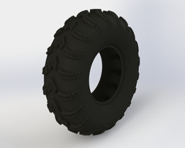 "ITP Mud Lite AT 22X8-10"" Tire"