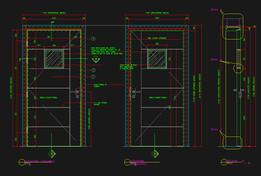 Sample CAD work