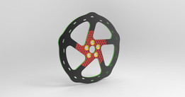 140mm bicycle disc
