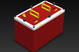 MAK1 ASME container