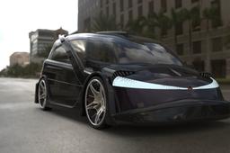 R-ID 2040 Concept car