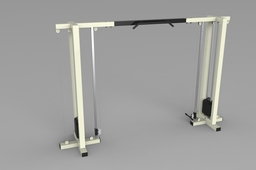 Gym Equipment Exercise Machine