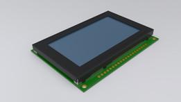 LCD Module Display