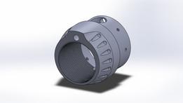 JP Enterprises VTAC Modular Handguard Nut for .308