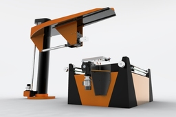 5+1 Axis CNC Surface Grinder