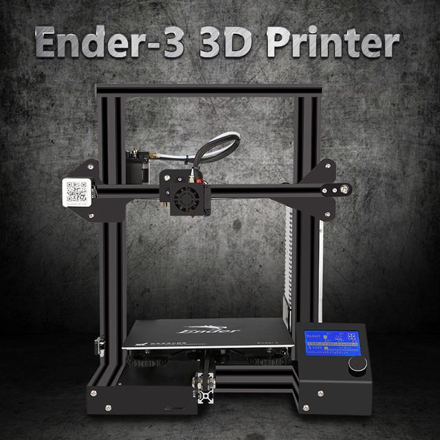 Upgrade completo per stampante Creality Ender 3 | 3D CAD