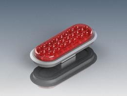 LED Strobe Red