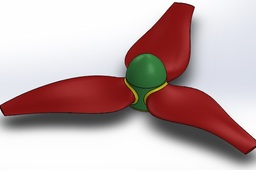 Tutorial: how to create a propeller in solidworks 2013 for drones, quadrotors, helicopter etc