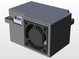 SDS021 Laser PM2.5 dust sensor
