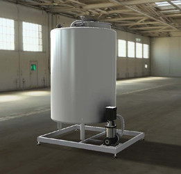 1500 litre water tank with pump