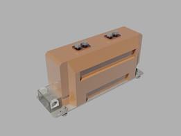 Medium voltage current transformer GIS-12f
