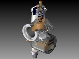 Monobloc Carburetor