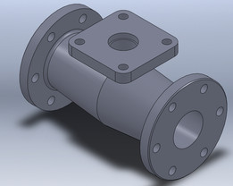Pipe connection part