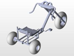 Triciclo a cadena