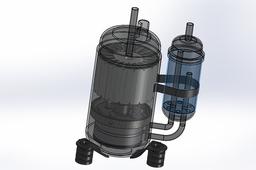 Compressor Sanyo C-6RZ110H1A