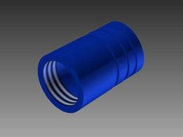 Spyder Paintball Gun (Expansion Chamber)