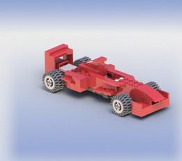 F1 BLOCK CAR