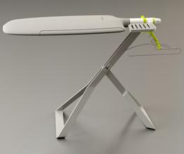 E- iron board