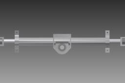 Rack Pinon FSAE Steering