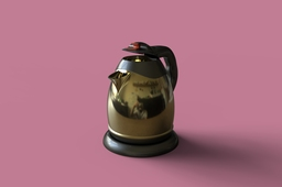 Kettle animation