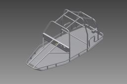 Mini Go Kart Frame