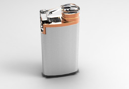 Torch Flame Cigarette Lighter