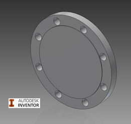 flanges - Recent models | 3D CAD Model Collection | GrabCAD