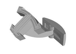 Jaeger-leCoultre cufflink